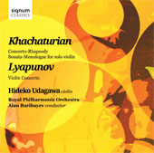 Khachaturian and Lyapunov CD