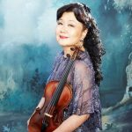 hideko Udagawa, violinist